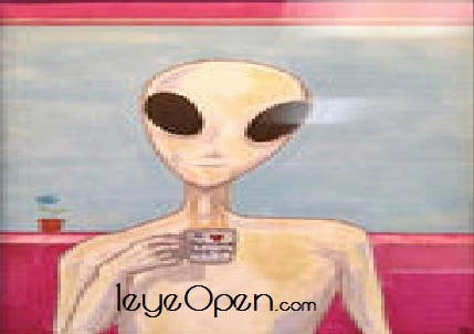 Alien Contactee Beings From Other Planets
